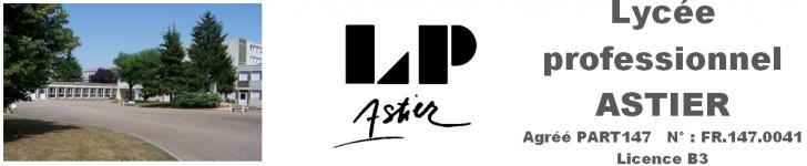 Lycée Professionnel Astier
